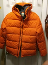 Boy's Orange Jacket Charlotte, 28214
