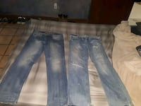 American Eagle jeans 15 each or 25 for both  Lafayette, 70508