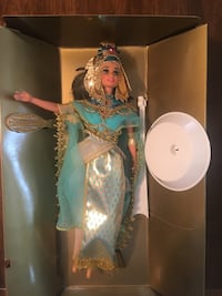 Egyptian Queen Barbie doll Rahway, 07065