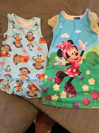 Baby girl 18 month pajama lot Severn, 21144