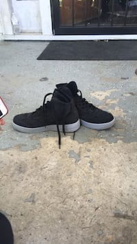 pair of black Adidas Yeezy Boost 350 Temple Hills, 20748