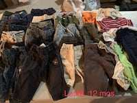 Boys baby/toddler clothes by bulk Vaughan, L4L 3X2