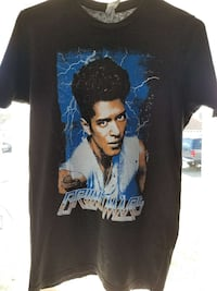 bruno mars printed crew neck t shirts Tennessee, 37013