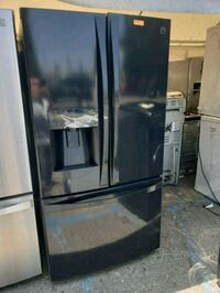 "Kenmore Black French Door Fridge 36"" Ready to go! Lakewood"
