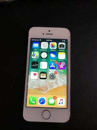 (negociable)gold iphone 5s 16gb with bell/virgin
