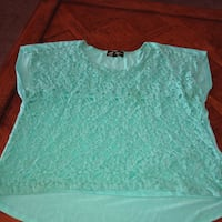 Large Lace Shirt Wylie, 75098