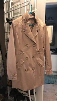 Women's brown trench coat Woodstock, N4V 0A8