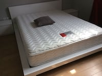 white and gray bed mattress Blainville, J7C 4K3