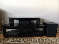 TV Stand and Stereo System Toronto