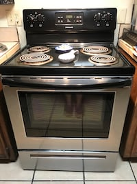 Electric Stainless Steal Stove