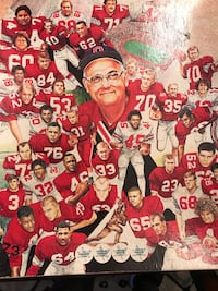 1976 Woody Hayes' All-Americans OSU Ohio State Puzzle Westerville, 43081