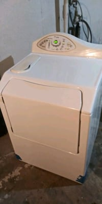 white front load clothes dryer Kansas City, 64106