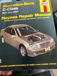 Auto repair manual Haynes
