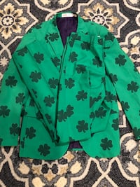 St patty's suit  Silver Spring, 20906