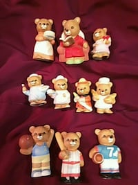 Home interior bears..3sets Baltimore, 21229