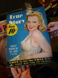 Large lot of vintage Magazines. 1940's True Story  Downingtown, 19335
