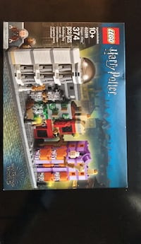 Lego Harry Potter Dragon Alley 18 mi