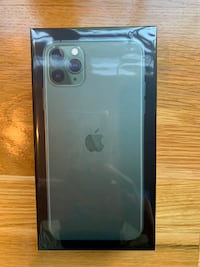 Unlocked Apple Iphone 11 Pro Max 512 GB Vancouver