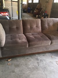 Ashley furniture L shaped couch  Fort Thomas, 41075