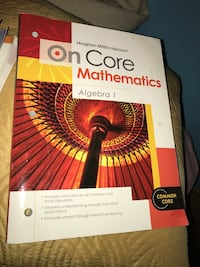 One Core mathematics