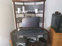 """Looking to trade my desk for a 24"""" monitor Wilsonville, 97070"""