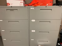 Metal Filing Cabinets Kitchener, N2G 2P1