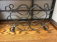 Like new great condition wine rack  Roseville, 95678