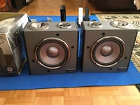 150 watts speaker box new