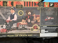 Ride on train set  Wasco, 93280
