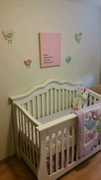 3 Piece Crib Set