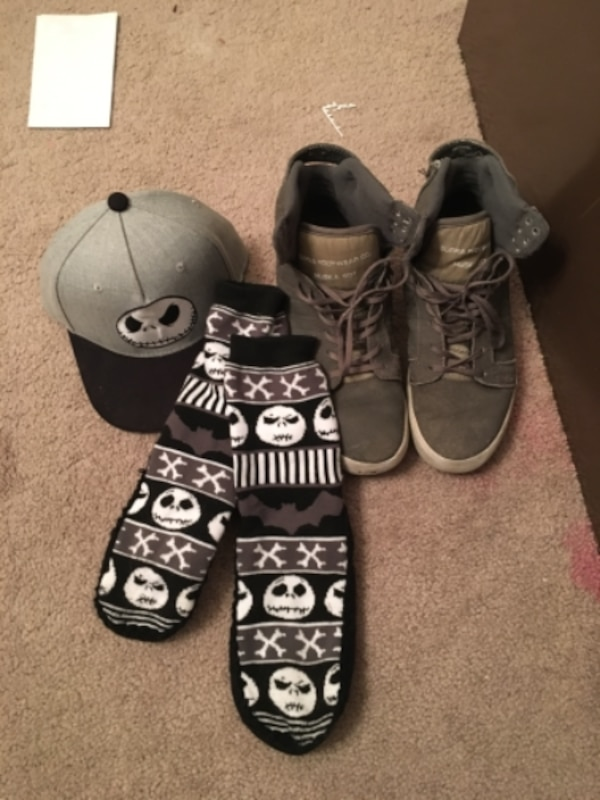 c6a5b00db07f Used Jack hat jack slippers high top shoes for sale in Forney - letgo
