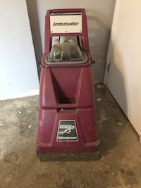 minuteman c46100 Commercial carpet cleaner Baltimore, 21215