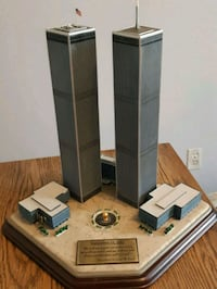 World Trade Center commemorative