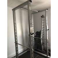 Precor Icarian Line Power Cage 610 | Commercial Gym Equipment  New York, 11356