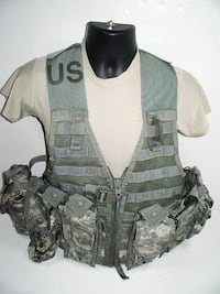 2 tactical vest and a backpack North Las Vegas, 89031