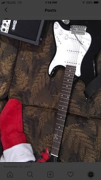 Rock jam electric guitar and amp Edmonton, T6T 0B9