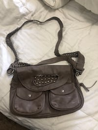 Taupe cross body bag Bakersfield, 93308