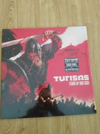 Turisas - Stand Up And Fight Plak metal Lp 19 Mayıs Mahallesi, 34360