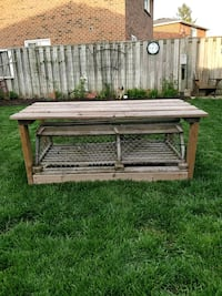 Lobster trap table Brampton