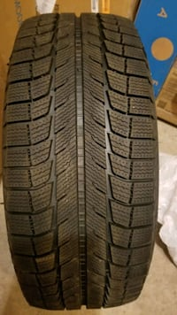 1 new Michelin Latitude x-ice2 255 55 18 Mississauga, L5M 3C5