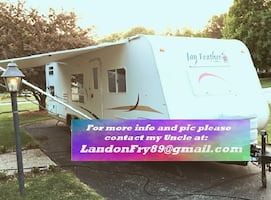 2005 Jayco JAY FEATHER 29Y LGT Propane water heater