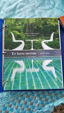 A French textbook