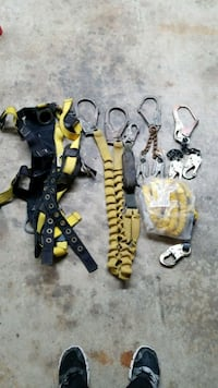 Safety harness gear Charlotte, 28262