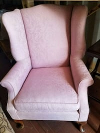 Comfortable wing chair - $100