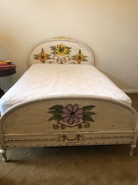 Full size headboard and footboard  Bakersfield