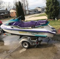 Yamaha wave venture 760 Linthicum Heights, 21090