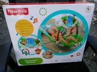 Fisher-Price Rainforest Jumperoo box Ferguson, 63135
