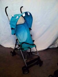 Baby's blue and black stroller Mililani, 96789