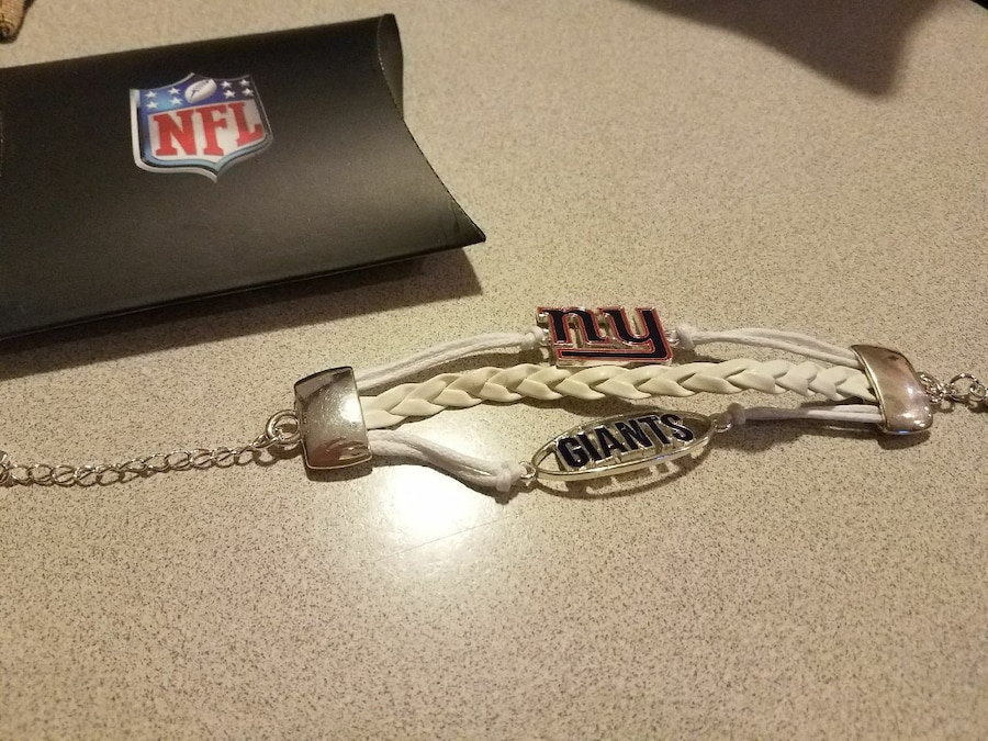Photo Ny giants bracelet