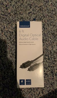 6ft Optical Cable
